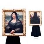 Crack the da Vinci code with Leonardo and Mona Lisa...