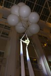 Balloon aerials