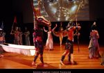 Ancient Egyptian Funeral Procession - Ekara Show at Koret Auditorium