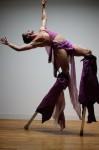 Modern Dance on stilits