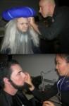 Creating Leonardo Da Vinci and Abraham Lincoln