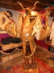 After the restoration -Griffin restored to it's formal glory-