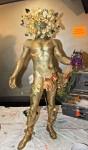 Transformation Complete -Gold Bacchus-
