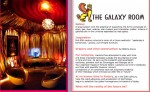 Overview of Galaxy Room