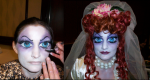 LIVING DOLLS AND MANNEQUINS Makeup Before & After