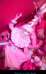 Pierrot in Pink Room