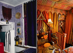 Before & After -Detail of Henna Room-