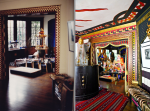 Before & After -Detail of Solstice Room-