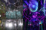 Before & After -Detail of Secret Labyrinth-