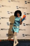 Paparazzi character at NetSuite Hairball Awards