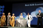 NetSuite Hairball Awards Ceremony with CFO as John Travolta, Gold & Platinum Characters