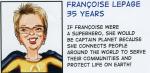 Françoise Lepage 35 years