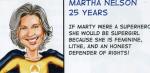 Martha Nelson 25 years