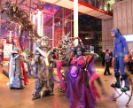 Alien Family -Keepers of the Cosmos- with Velocity Power Stilt
