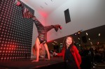 Acrobatic MC introduces Velocity to the stage