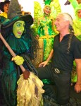 Greg and Wicked Witch of the West