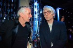 Gregangelo with Andy Warhol