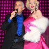 Gregangelo with Marilyn