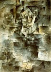Picasso -Portrait of Daniel-Henry Kahnweiler-