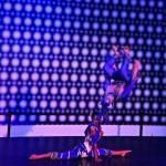 Picassolocity Acrobatic Adagio Blue Period