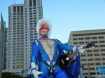 Rock on with Ziggy Stardust