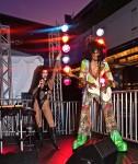 Jimi Hendrix & Cher