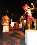 Art Living Sculptures Ensemble