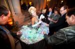Platinum table dress giveaways