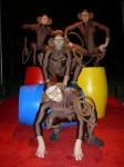 Monkeys in a Playground