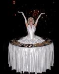 Strolling Table: Marilyn Monroe