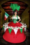 Strolling Table: Italian Maiden