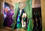Kaleidoscope-3D Blacklight Labyrinth Installation