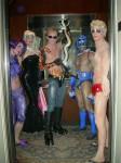 Dolls ensemble