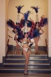San Franciskettes Showgirls ensemble