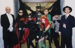 Superhero ensemble