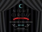 SMoCA 2013 NIGHT CIRCUS Logo