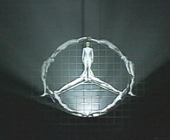 Acrobat Mercedes-Benz logo