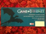 HBO San Francisco Premier of GAME of THRONES