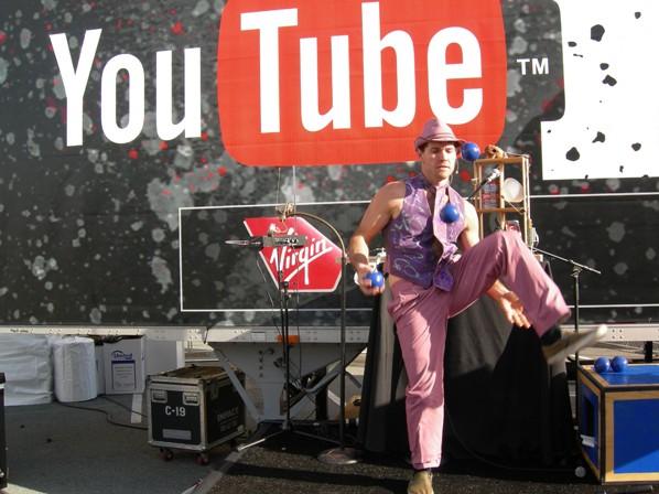 You Tube Live!