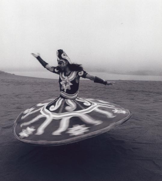 Whirling dervish, Gregangelo