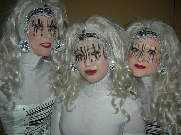 BARCODE GIRLS