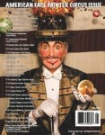 AMERICAN FACE PAINTING CIRCUS ISSUE