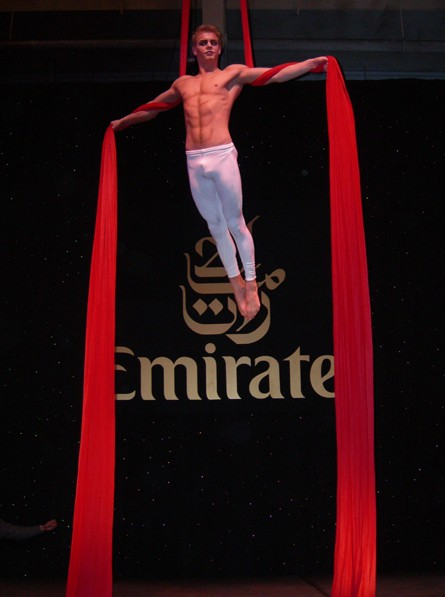 Launch for Emirates Airlines