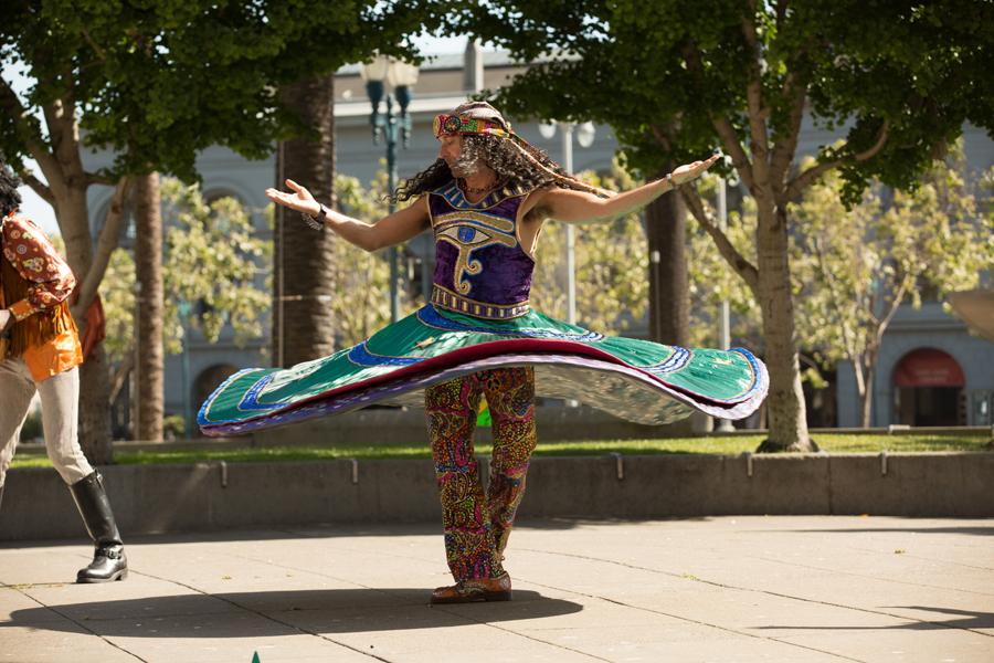 Hippie Spinner