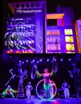 UCSF Medical Center Opening Velocity Circus Spectacles