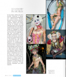 NIGHT CIRCUS on Fashion Face July 2013