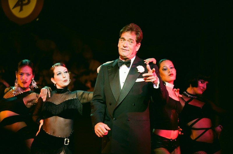 Huey Lewis and The Velocity Dance Company