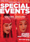 Velocity Circus featured in SPECIAL EVENTS MAGAZINE August 2008