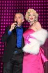 Gregangelo with Marilyn