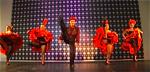 Cirque de Impressionistes Can Can Dancers